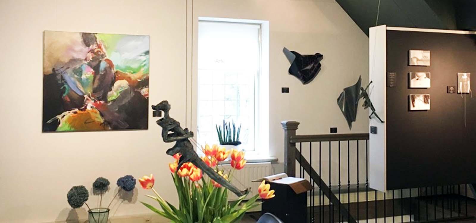 galerie arte soffitta veghel coen van ham