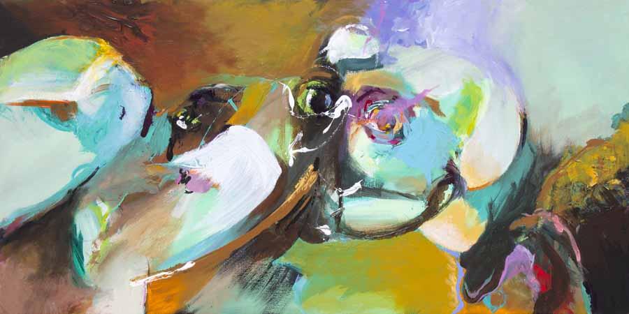 schilderij painting alma dutch artist coen van ham eindhoven cuerpo 1