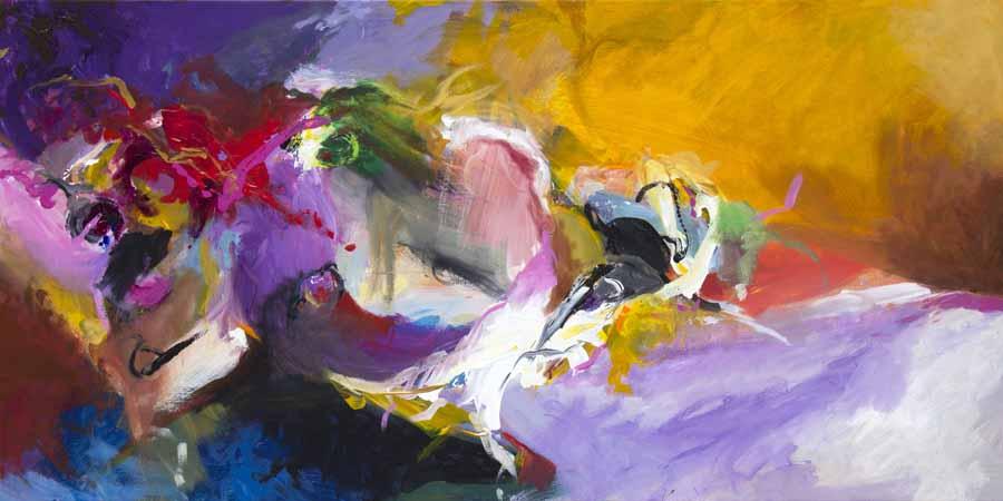 schilderij painting alma dutch artist coen van ham eindhoven cuerpo 2