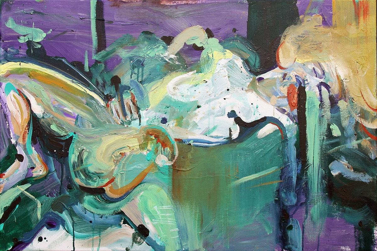 coen van ham schilderij painting