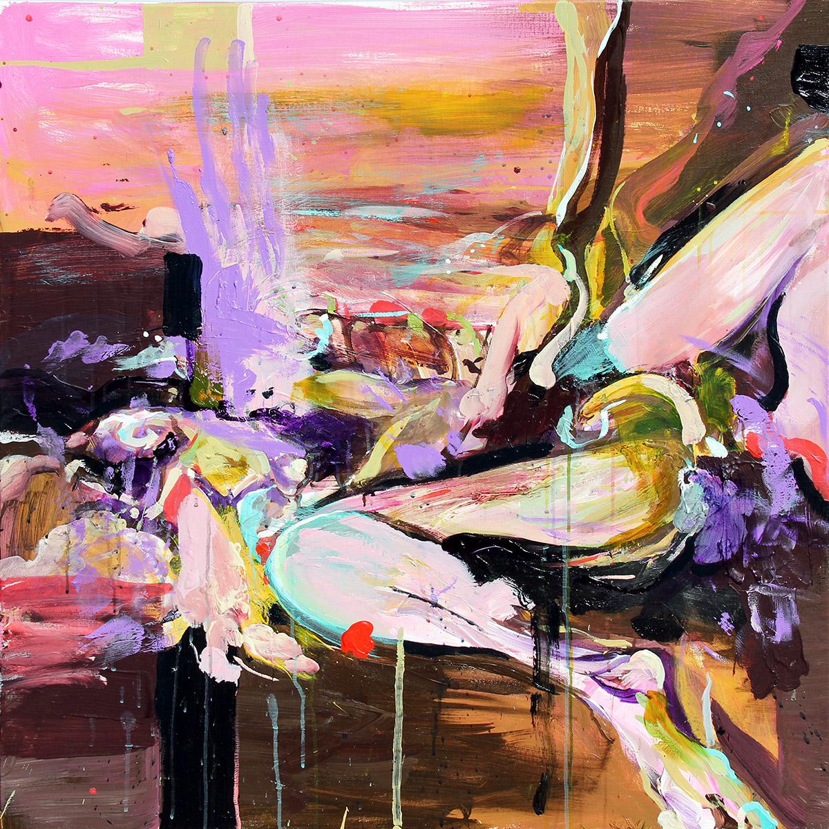 Schilderij kunstcollectie coen van ham galerie kopen