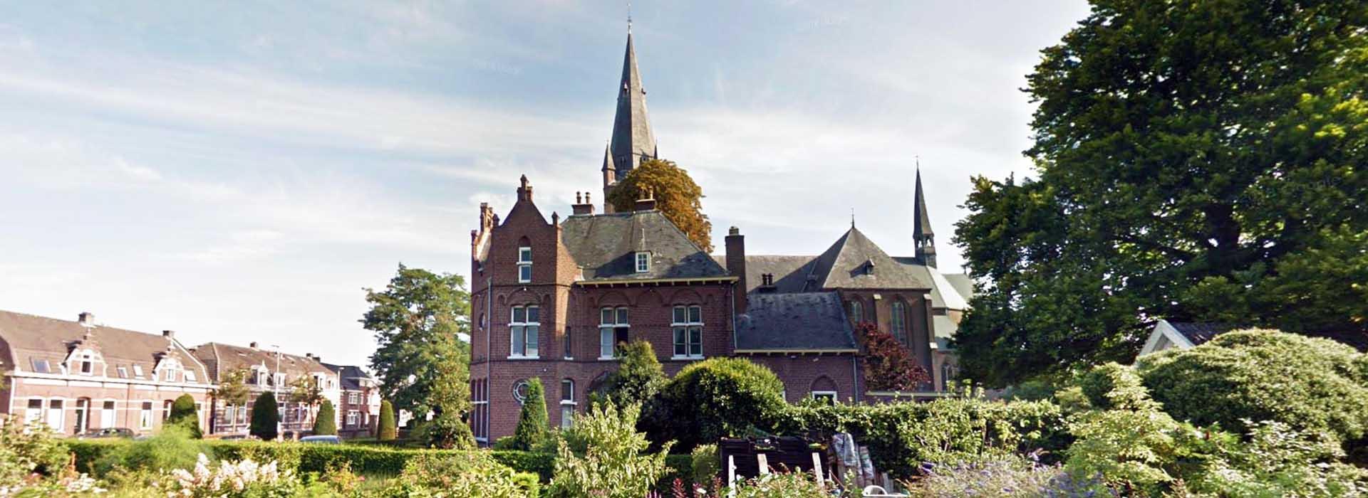 pastorie hoogstraat eindhoven atelier coen van ham