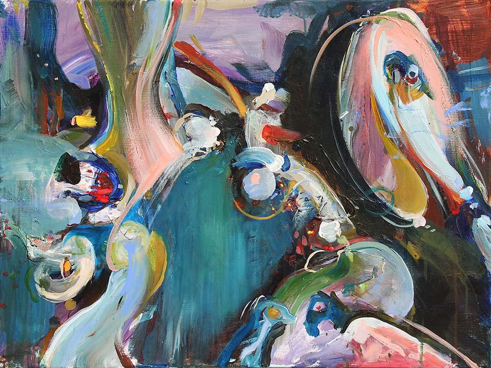 schilder van de ziel coen van ham