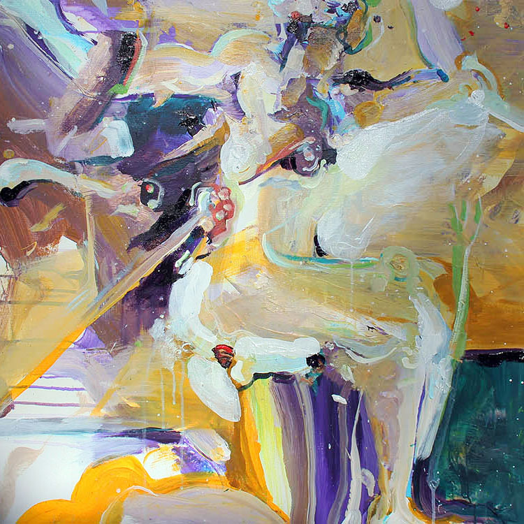 coen van ham painting schilderij koen van ham corn