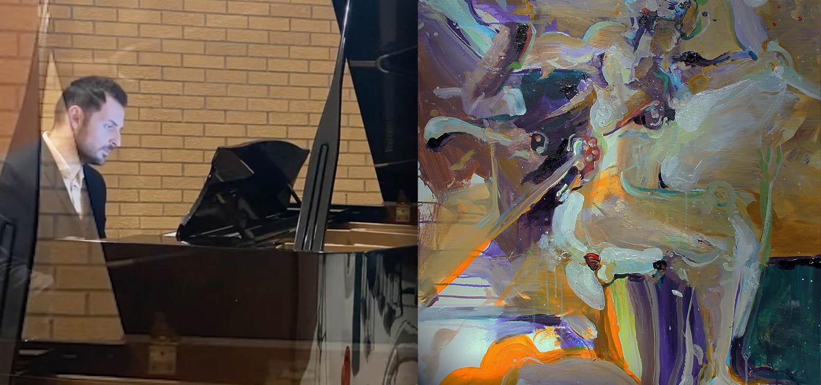 painting inspiration margin alexander coen van ham